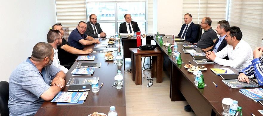 Atso'da Meslek Komiteleri İstişare Toplantıları Başladı