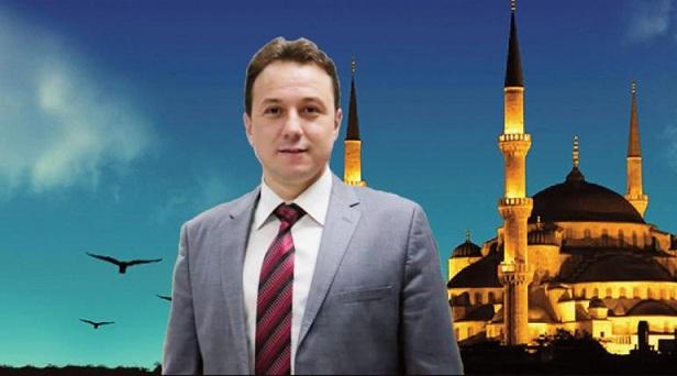 Başkan Murat Karakoyun'un Regaip Kandili Mesajı