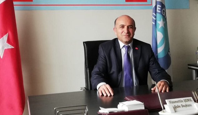 Türk Eğitim-sen Basın Açıklaması