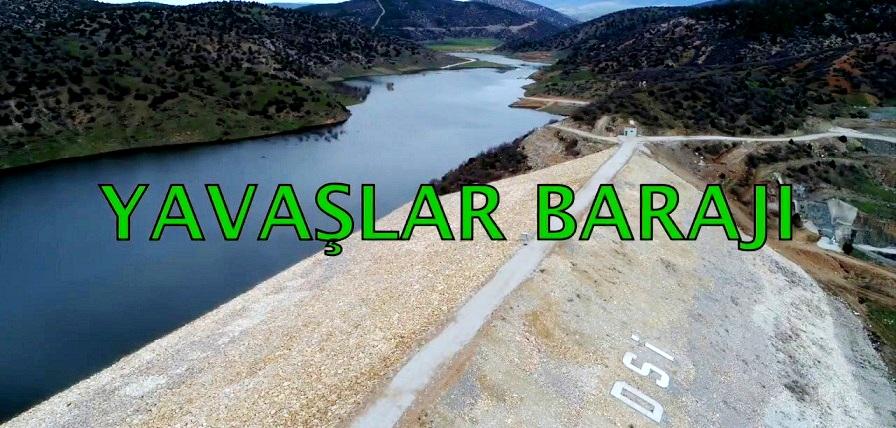 Sandıklı Yavaşlar Barajı Bölge'ye Hayat Veriyor