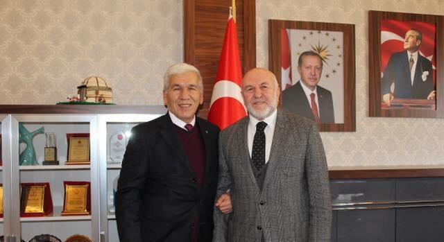 Afjet Afyonspor Başkanı Salih Sel : Bizi Tutun Demiyoruz Adil Olsunlar Yeter..!!
