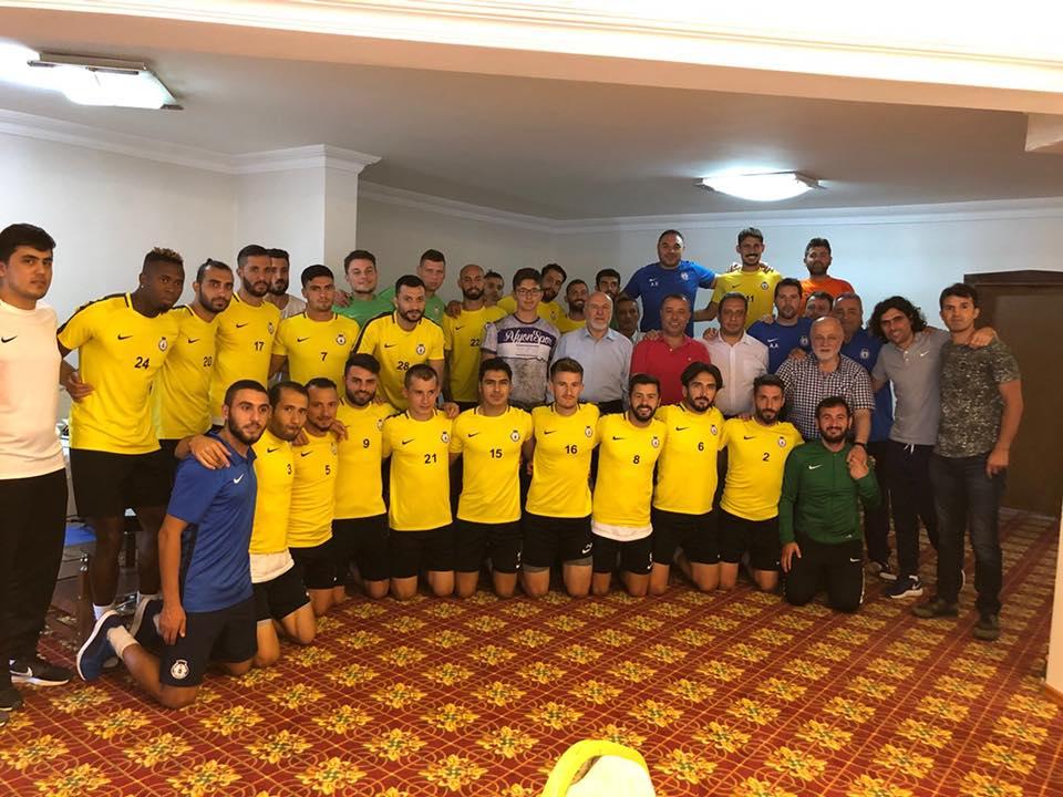 Afjet Afyonspor Bayram Arası Sonrası Top Başı Yaptı!..