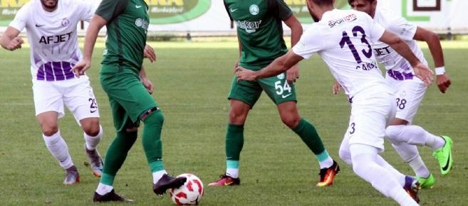 Afjet Afyonspor 4 Sivas Belediyespor 0