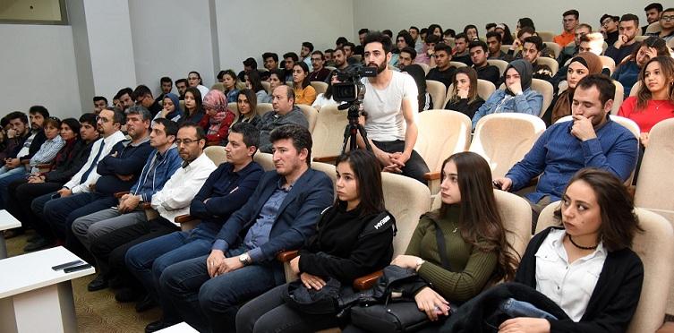 Akü'de Güvenlik Kültürü Anlatıldı