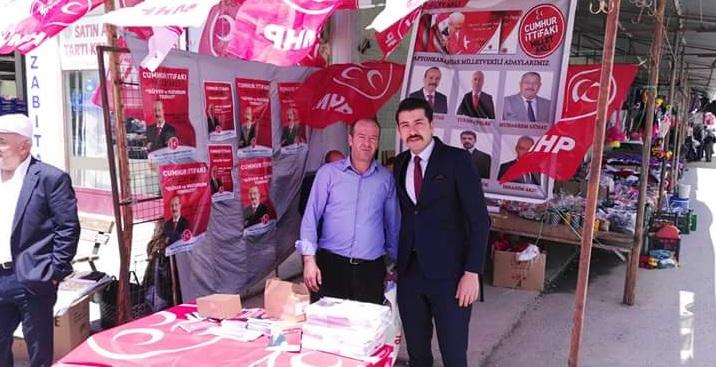 Karnıbüyük Türk Siyasi Tarihinde Bir İlki Gerçekleştirdi