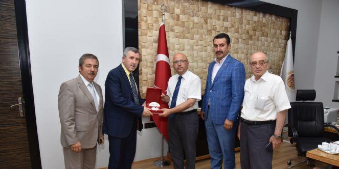Türk Kızılayı Denetim Kurulundan Ziyaret