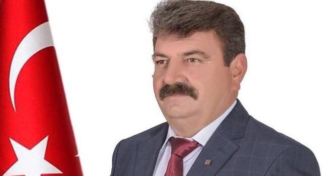 Ak Parti Dinar Belediye Başkanı Adayı Nihat Sarı..