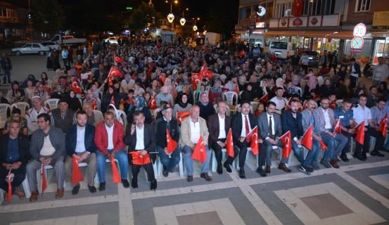 """Başkan Bozkurt, """"unutmadık, Unutmayacağız Ve Unutturamayacaksınız"""""""