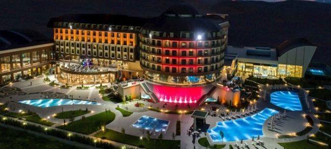 Qm Awards 2018'de En İyi Termal Spa Otel..