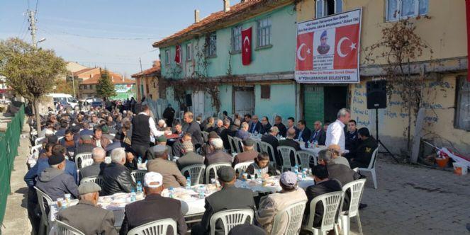 şehit Ramazan Bağlan Rahmet Ve Dua İle Anıldı