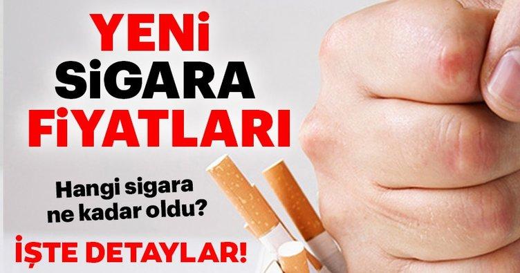 Sigaralara Zam Geldi..