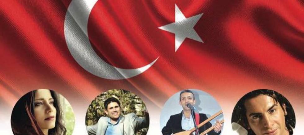 Sinanpaşa Da Zafer Festivali Coşkulu Başladı