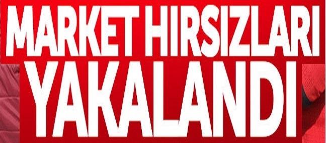 Afyon'da Marketleri Soyan Fareler Polis Tarafından Aydın'da Yakalandı