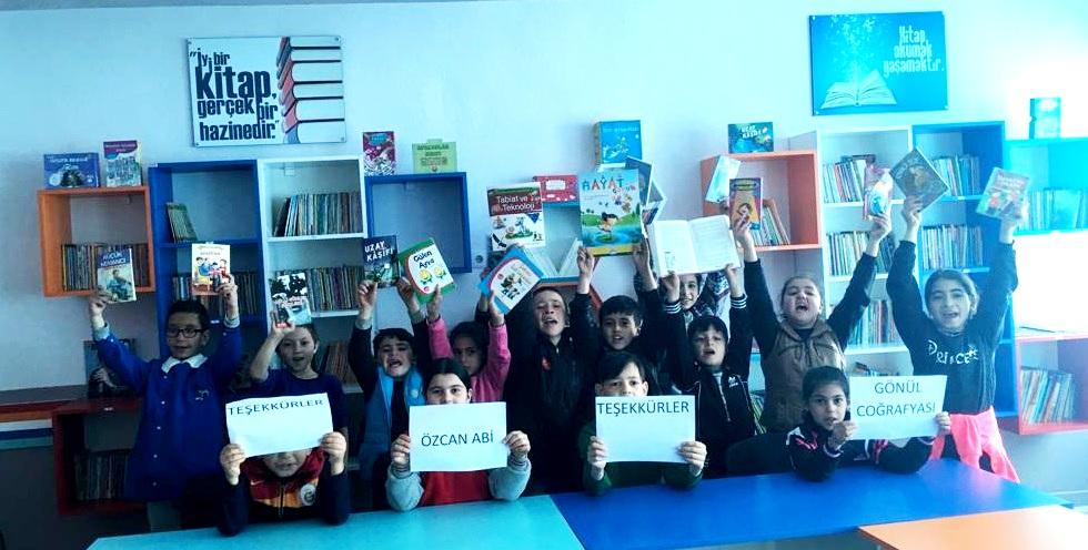 Afyon'daki Minik Kalpler Sevindi