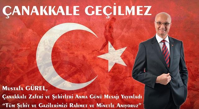 Başkan Mustafa çöl'den 18 Mart çanakkale Zaferi Mesajı