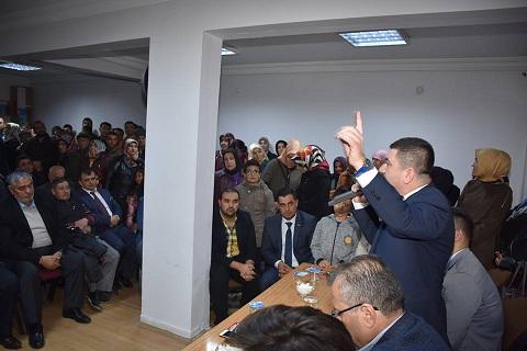Halil İbrahim Sevim Bolvadin Belediye Başkan Aday Adaylığını Açıkladı