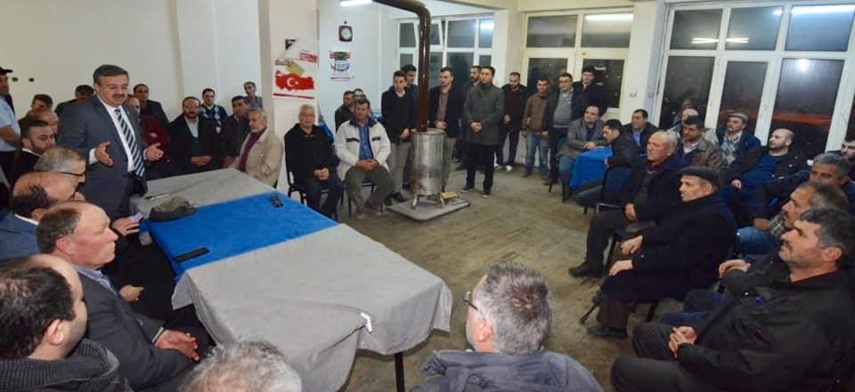 Yurdunuseven, Sandık'lı Da Vatandaşlar İle Bir Araya Geldi