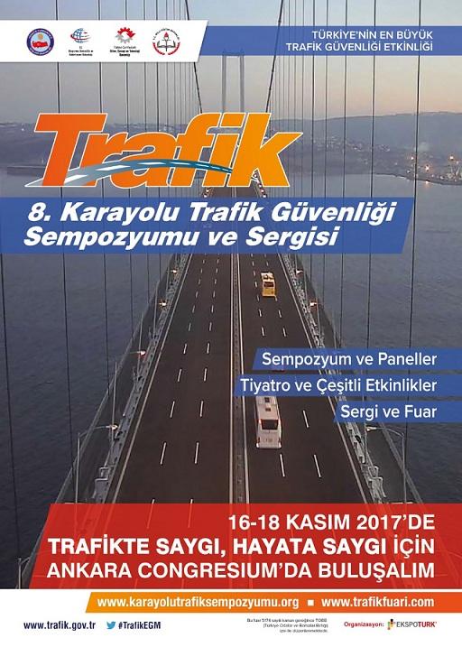 8. Karayolu Trafik Güvenliği Sempozyum Ve Sergisi