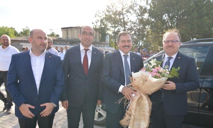 Bakanımız Veysel Eroğlu Sandıklı'da