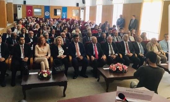 Boldav Vakıflar Hukuku Konulu Panele Katıldı.!