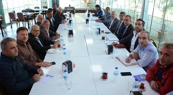 Başkan Acar, Basın Mensupları İle Kahvaltıda Buluştu