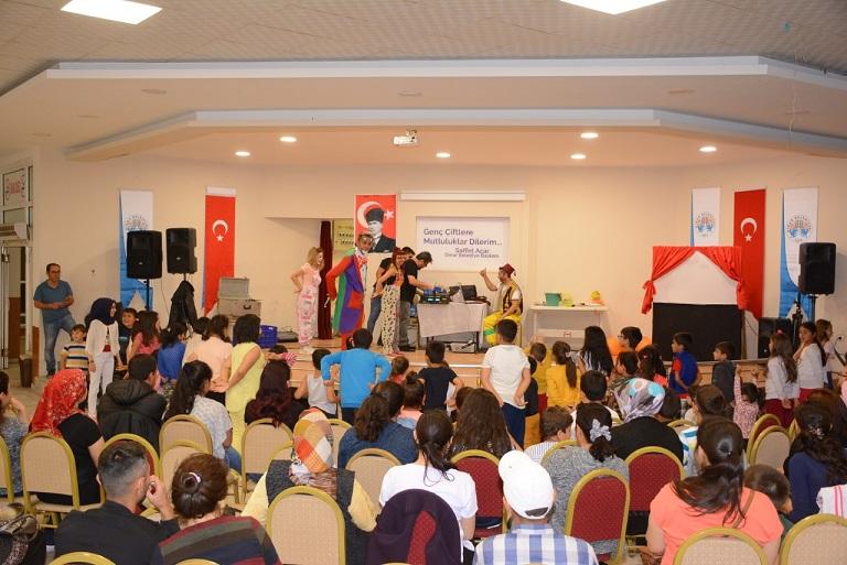 Dinar Belediyesi Ramazan Etkinlikleri Devam Ediyor