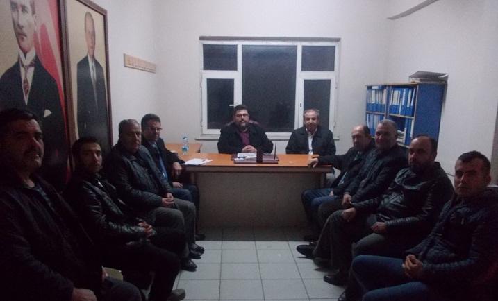 Mhp Seçim Komisyonu Bolvadinde