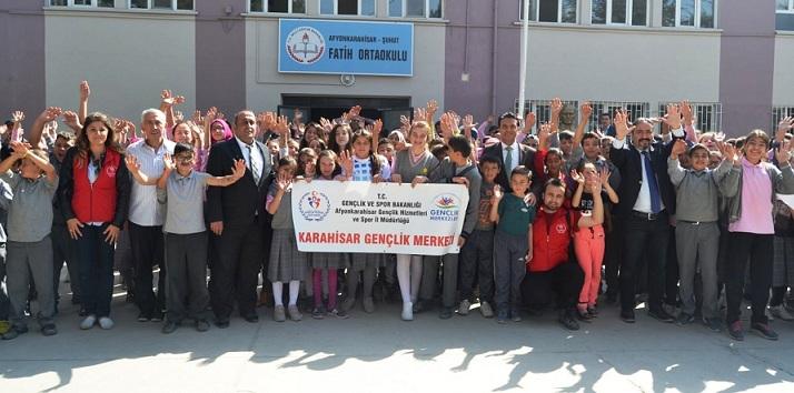 Karahisar Gençlik Merkezi şuhut İlçesinde