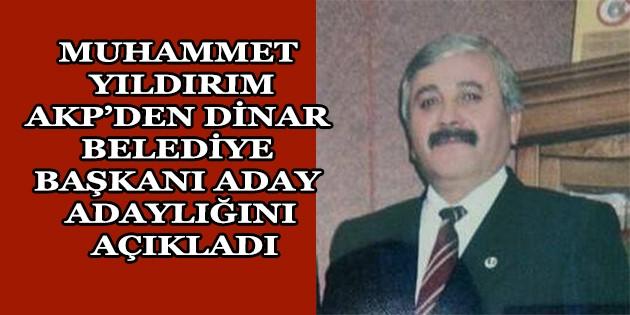 Yiğit Başkan Aday Adaylığını Açıkladı !!!