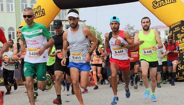 Frig Ultramaratonu'nda Renkli Dakikalar Yaşandı