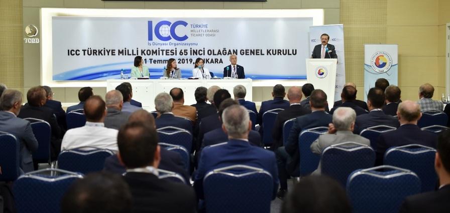 Serteser, ıcc Türkiye Milli Komitesi Genel Kurulu'na Katıldı