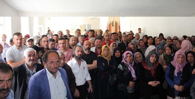 Dinar'da Orman İşçisi çekilişi Noter Huzurunda Yapıldı