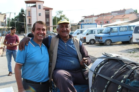 Ak Parti Dinar Belediye Başkanı Aday Adayı Recep Acar'ı Halk Bağrına Bastı