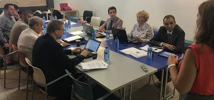Atso Kobi Akademisi Proje Toplantısı İspanya'da Yapıldı