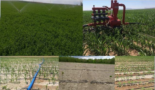 çiftçilerimize 3.2 Milyon Tl Sulama Desteği