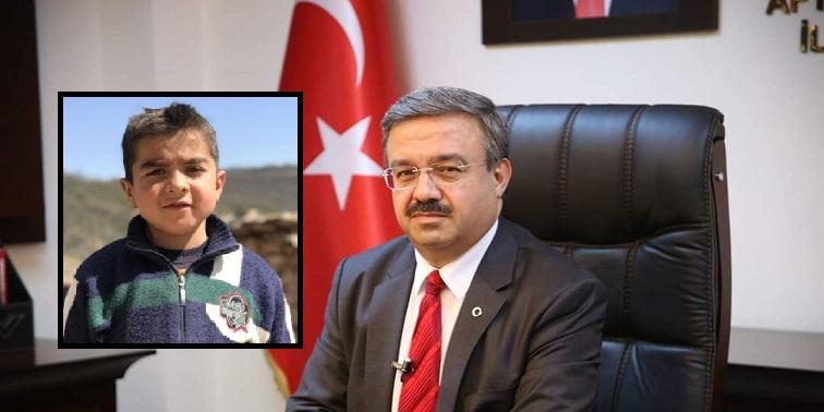 Yurdunuseven, Ahmet'e Sahip çıktı..