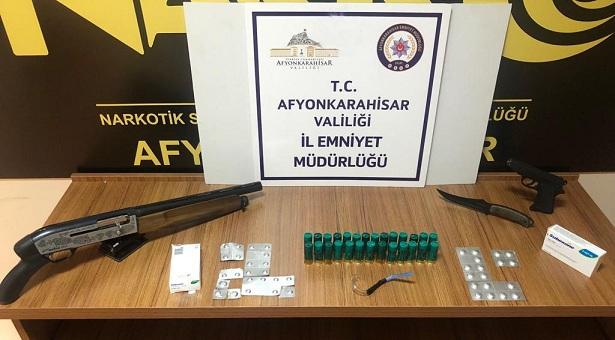 Narkotik Suçlarla Mücadeleden Başarılı Bir Operasyon
