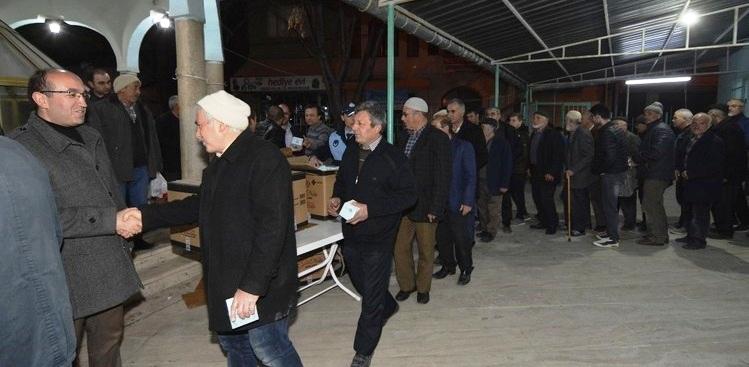Kandil Simitleri Başkan Mustafa çöl'den