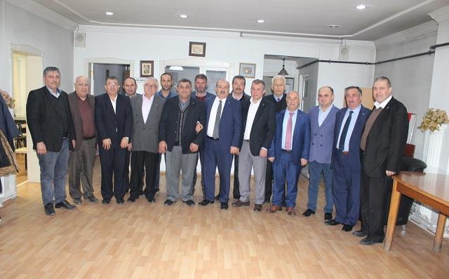 Esob Yönetimleri Konak Başkanlığında Toplandı