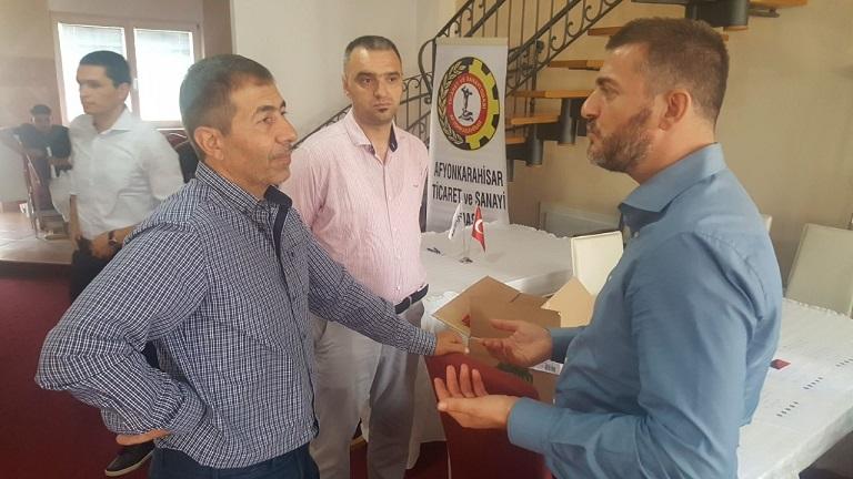 Atso Heyeti Makedonya'da