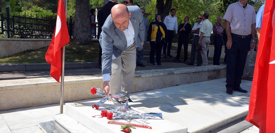 """""""15 Temmuz Anadolu Topraklarının Gördüğü En Büyük İhanettir"""""""