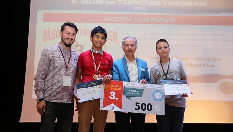 Proje Yarışmasına Afyonkarahisar Damgası