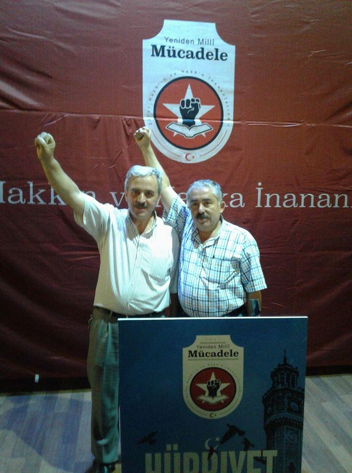 Yeniden Milli Mücadele İzmir'de şahlandı