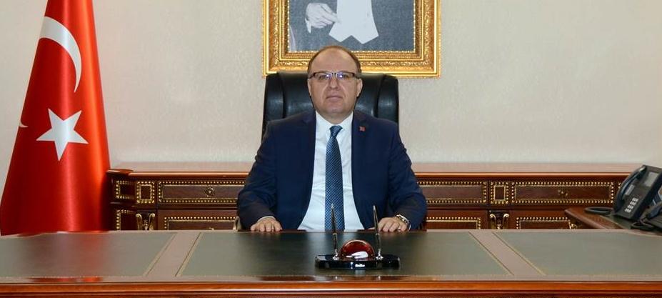 Vali Mustafa Tutulmaz 'ın Kurban Bayramı Kutlama Mesajı
