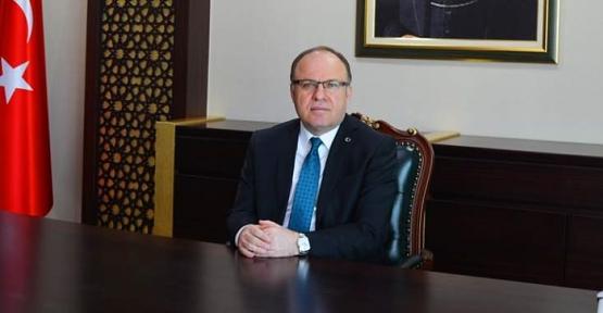 Vali Mustafa Tutulmaz'ın 10 Kasım Atatürk'ü Anma Günü Mesajı