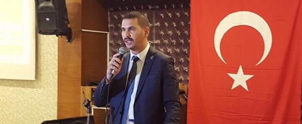Alper Yağcı Mhp'den 300 Kişinin İstifa Ettiğini Belirtti