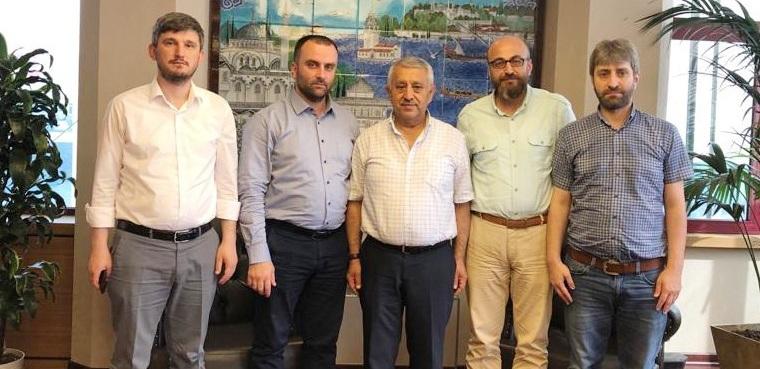 Başkan Zeybek, İstanbul'daki Hemşehrileriyle Buluştu